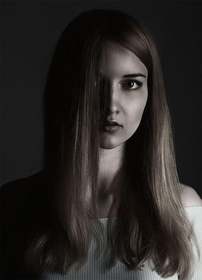 Черно-белое фото Бронницы