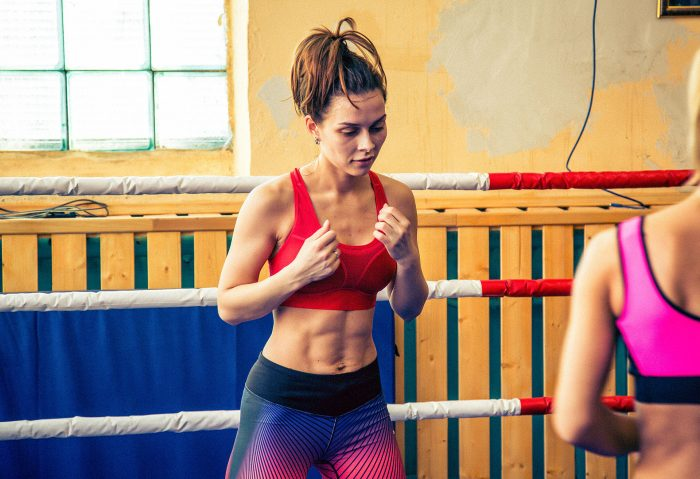 Женский бокс Бронницы