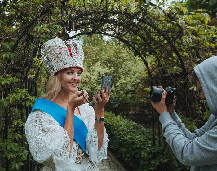 Миссис Россия 2017 Народные костюмы