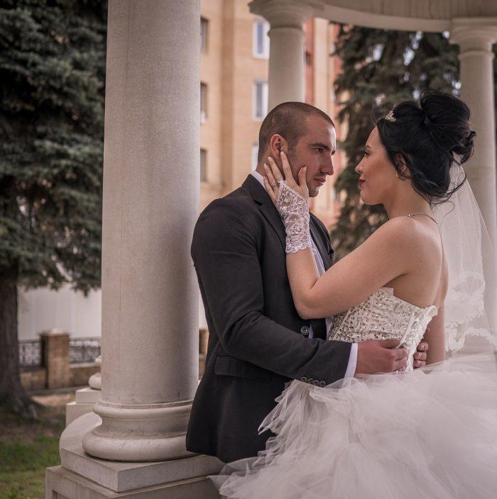 Свадебные фото в Раменском