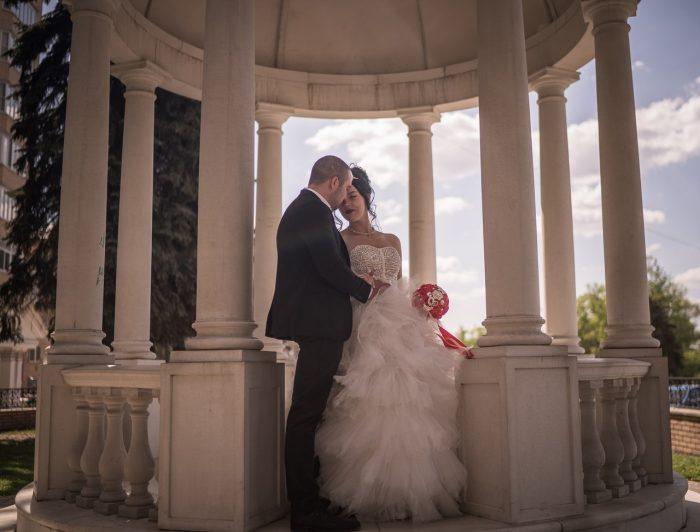Свадьба в Раменском фото с колоннами