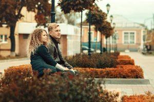 love-story осень