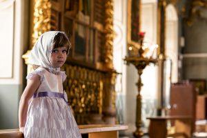 Фотосессия венчания: дети на фотосессии